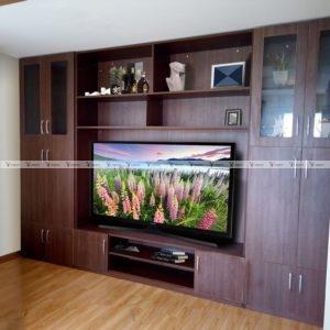 Multiple storage TV unit
