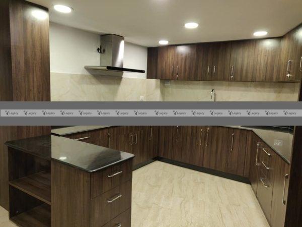 L- Shape kitchen Decorative furniture