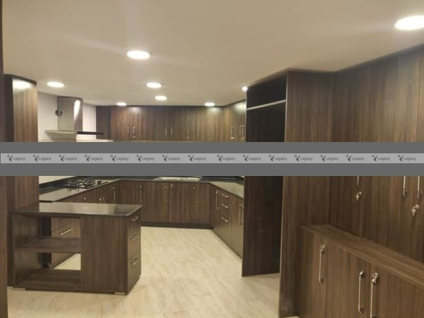 U- Shape kitchen furniture