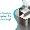 Benefits of modular office furniture